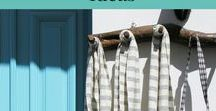 Closet organization / How to organize your closet. Closet organization tips and hacks to help organize your family's closets.  closet storage, closet organizing ideas, declutter closet, closet organizer, closet systems
