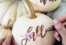 Fall  / Fall vibes,activities,recipes,decor ideas