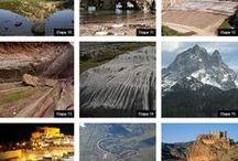 Geología a golpe de pedal