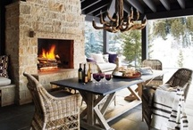 Back Yard/Pool/Outdoor kitchen / by Sheri Bailey