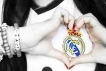 My Biggest Love: Real Madrid / by Arina
