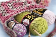 Craftiness: Crochet, Knitting and other Yarn Crafts / by Jamie Enochs