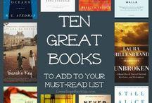 Books Worth Reading / by Larissa Carter
