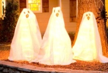 Celebrations: Halloween / ideas for decorating.... costumes.... snacks / by Jamie Enochs
