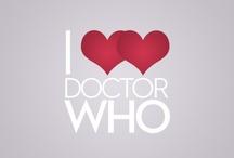 TV Fandom: Doctor Who / by Jamie Enochs