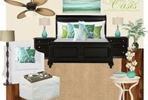 Interior Design by The Life of the Party / Nursery, Office, Bedroom, Living Room Interiors