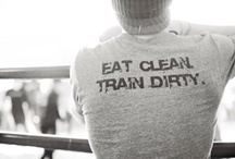 Fitness / Training ideas, fixes, and inspiration! / by {Marci Godfrey}