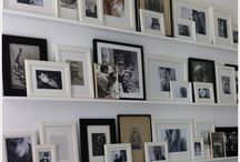 Picture and Art Display / by Angela Burr