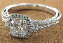 Engagement Rings / by Karleigh Ray Warner