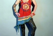 Design Knitting / My knitted fashion by KissfishSue More of my fashion http://bit.ly/TraumhafteStrickmode
