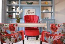 92nd Street Design Portfolio / Portfolio of original work by Dallas based 92nd Street Design featuring custom window treatments, custom upholstery & draperies.