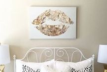 Pretty, cozy home decors / All kind of things that are perfect for the home http://www.touchofadream.ro/