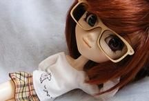 Dolly Love: Pullip / indulging my inner child / by Jamie Enochs