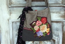 GANXET bags, farcellets, necessers