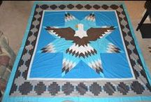 ✄Quilts I have made or have helped make✄ / by Twinklie☁ ☾MoonCloud ☁