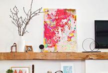 Home decor / by Larissa Carter