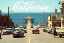California Cool  ☀ / by Sharron Boerum