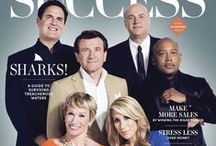 SUCCESS Covers / Who's the face of SUCCESS this month?