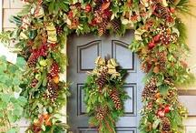 Seasonal Front Doors