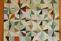 Quilt Ideas! / by Brydget Snook