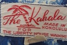 Hawaiian Shirts / ...and a few MuuMuu's too / by Sharron Boerum
