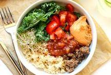 Healthy Main Meal