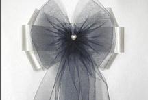 Wedding Pew Bows / by Julie Vogl