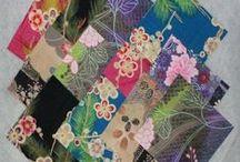 Pre-cut fabrics and kits