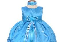Blue Baby Dresses / by Nancy August