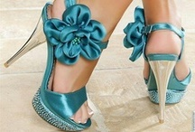 Shoes-Ruffles and Bows / by Amy Weldon