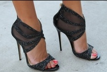 Shoes-Sexy High Heels / by Amy Weldon