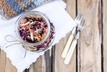 Summer eating / Recipes perfect for picnics, barbecues or just outdoors!