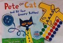 Pete the Cat and friends