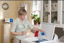 Benefits of Soft Water / Did you know water softeners benefits your hair, your health, your appliance, and more!