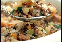 Recettes végétariennes /Vegetarian recipes