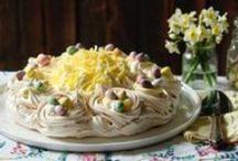 Recettes de Pâques / Easter recipes