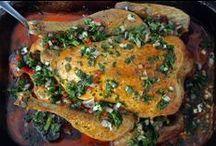 Recettes de viande et volaille / Meat and Poultry Recipes