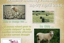 Charity Auction - Support our Aussie Farmers
