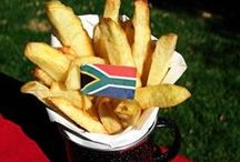 South African food & drinks / by Chris & Leona Roux
