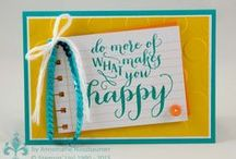 Stampin Up - Hello Life