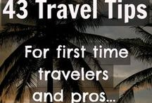 Traveling tips / Useful tips for travels