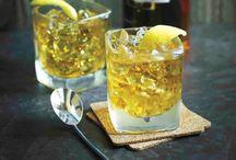 Cocktails / Cocktails britanniques -Cocktails américains