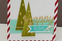 Stampin Up - Kit Watercolor Winter Card Kit