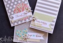 Stampin Up - Kit Happenings Simply Created Card Kit