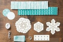 Stampin Up - Kit Banner Simply Created Accessory Kit