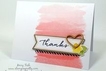 Stampin Up - Kit Watercolor Wishes