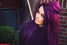 fair hair :)