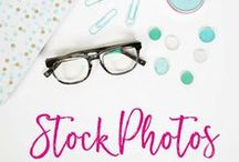 Stock Photos / Sources for stock photos for your blog or business.