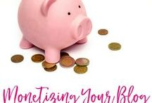 Monetizing Your Blog / Tips and advice on monetizing your blog through affiliate programs, sponsored posts, and more!