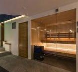 Indoor Pool &sauna lighting